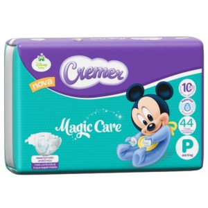 Fralda Cremer Magic Care