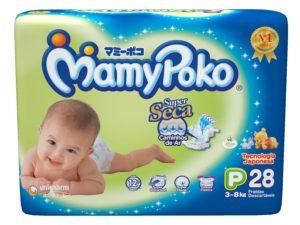 Fralda Mamy Poko Super Seca