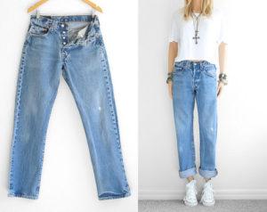 Calça Jeans Boyfriend - Meu estilo de Mãe