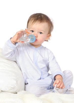 Bebês necessitam de água somente após o sexto mês de vida