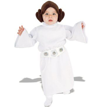 Fantasia Princesa Leia - Blog Meu Estilo de Mãe