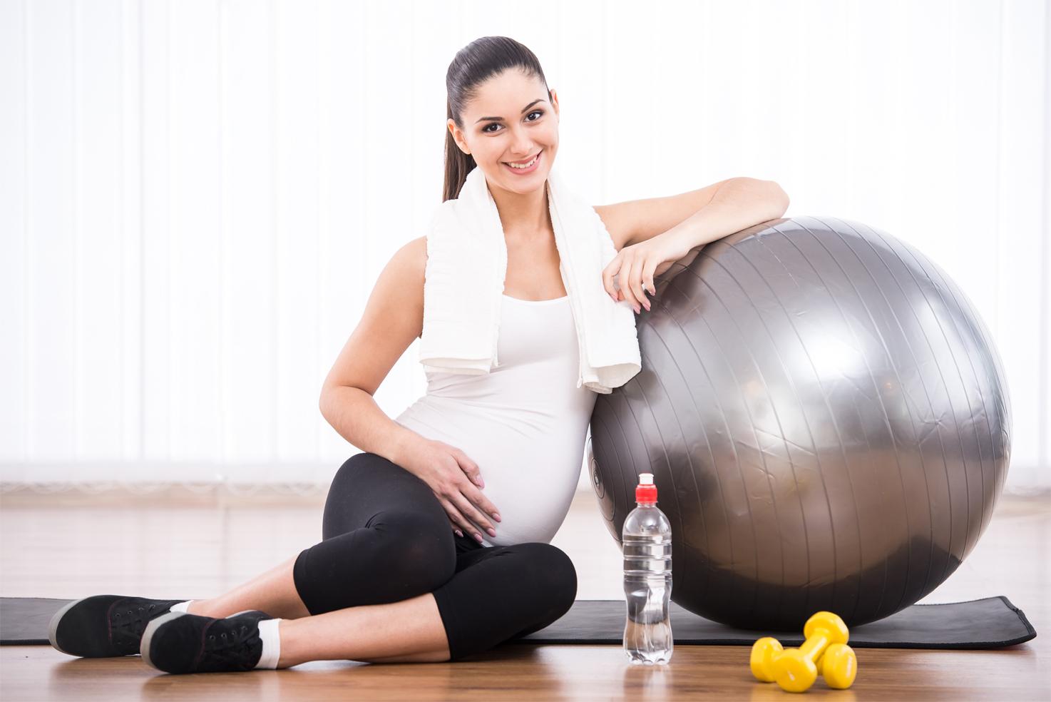 Gravidez e exercícios físicos