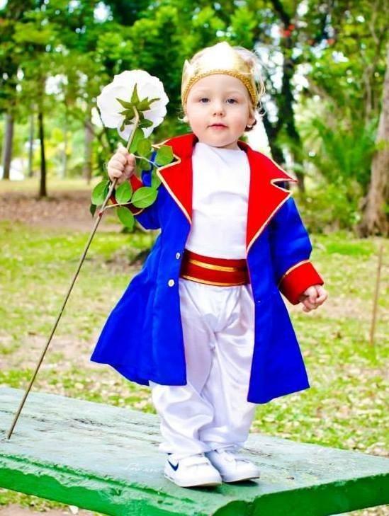 Fantasia O Pequeno Príncipe - Blog Meu Estilo de Mãe
