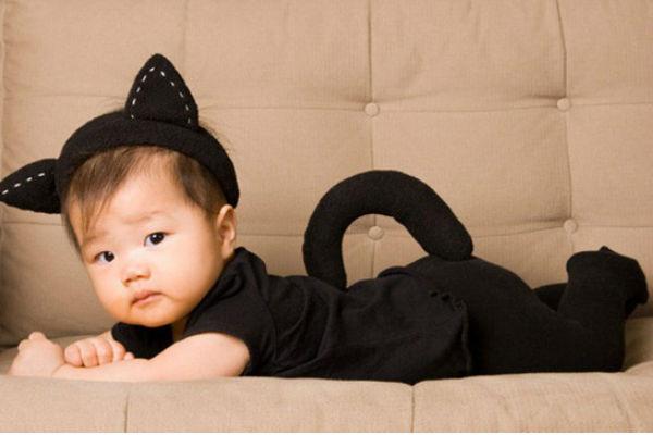 Fantasia bebê Gatinho - Blog Meu Estilo de Mãe