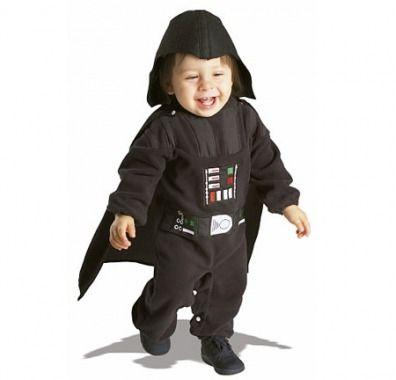 Fantasia Darth Vader - Blog Meu Estilo de Mãe