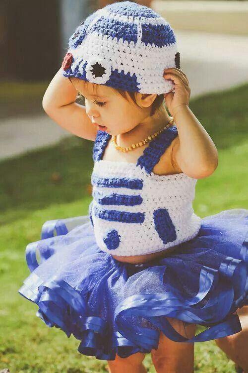 Fantasia R2-D2 - Blog Meu Estilo de Mãe