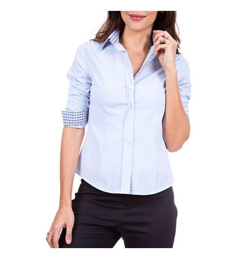 Camisa feminina básica - Meu Estilo de Mãe
