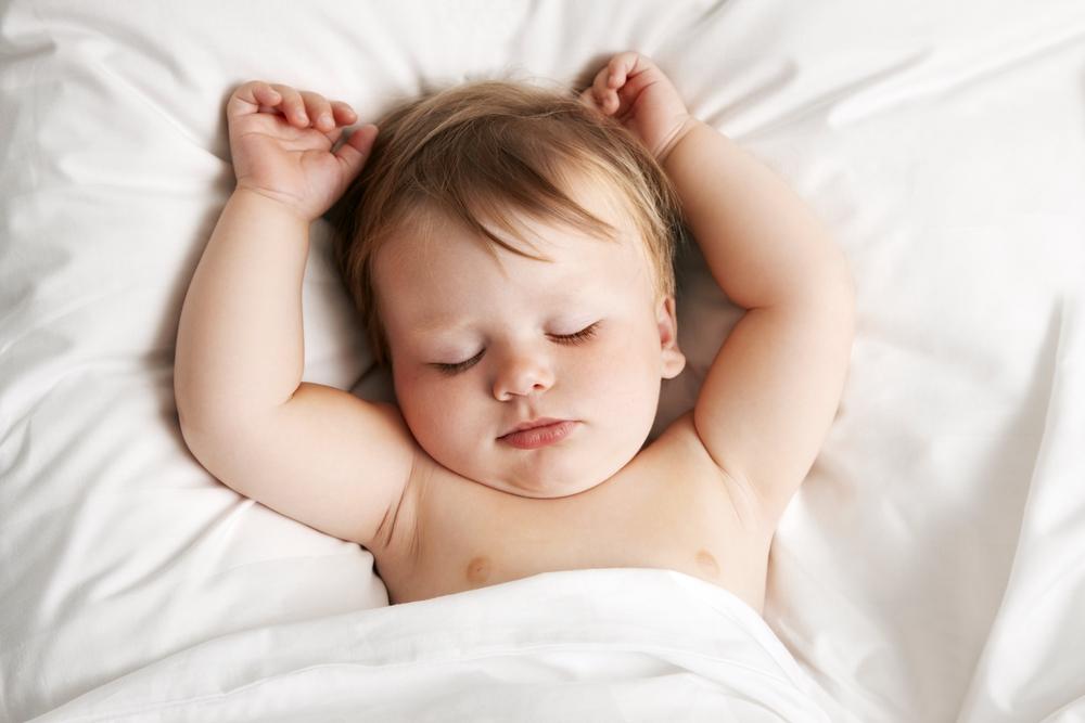 Rotina de sono para bebês