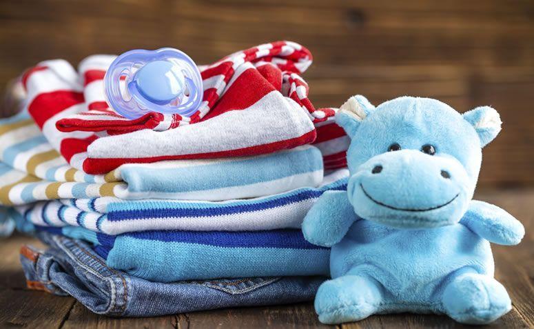 Itens necessários para a mala da maternidade