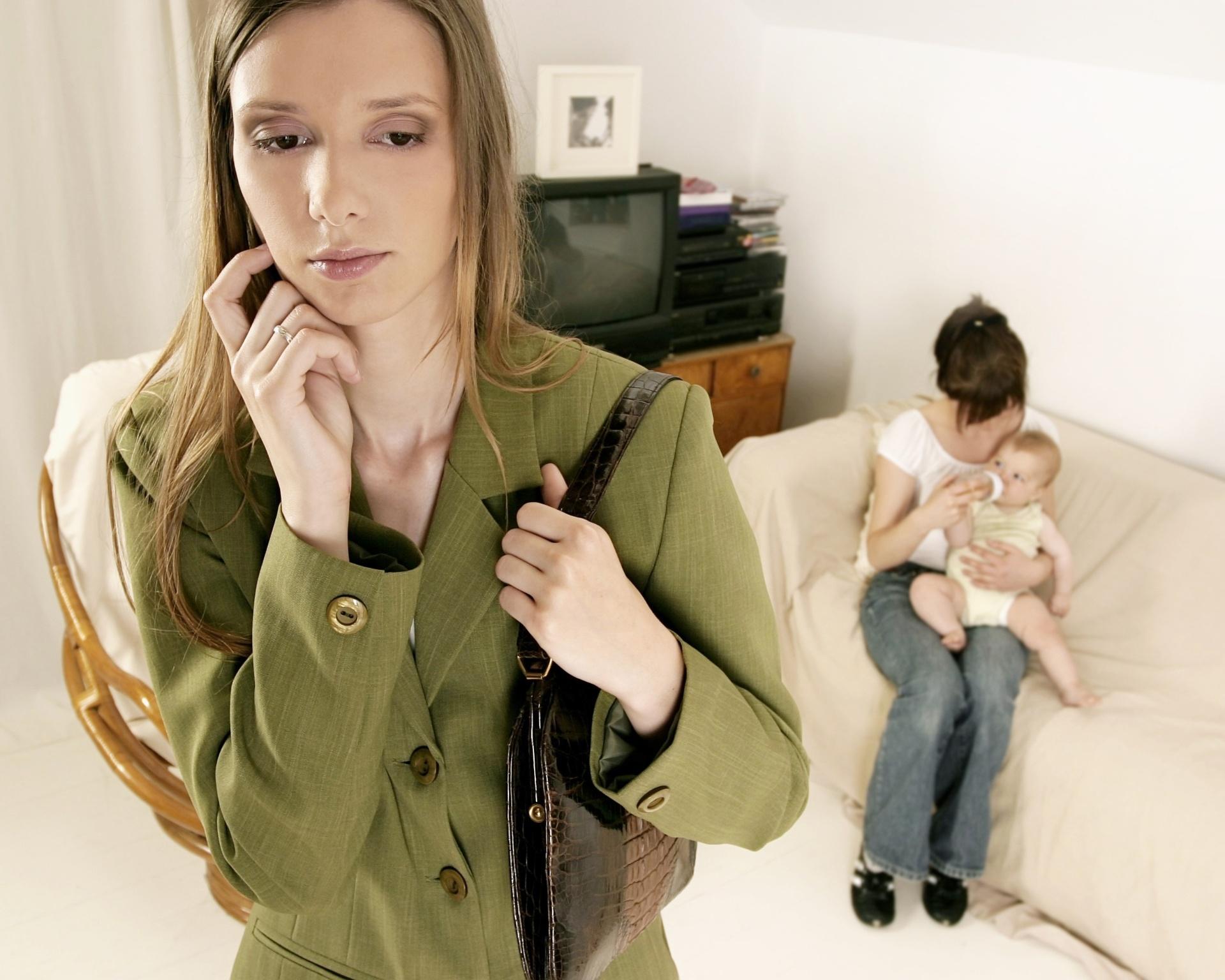 O fim da licença maternidade