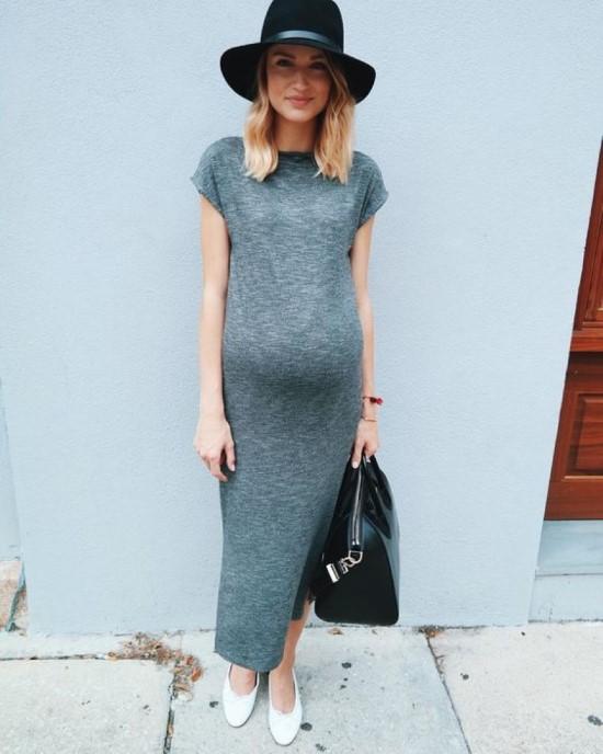 Os vestidos Midi estão super na moda, e além de elegantes são estilosos