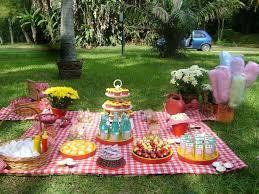 Festa infantil de Picnic