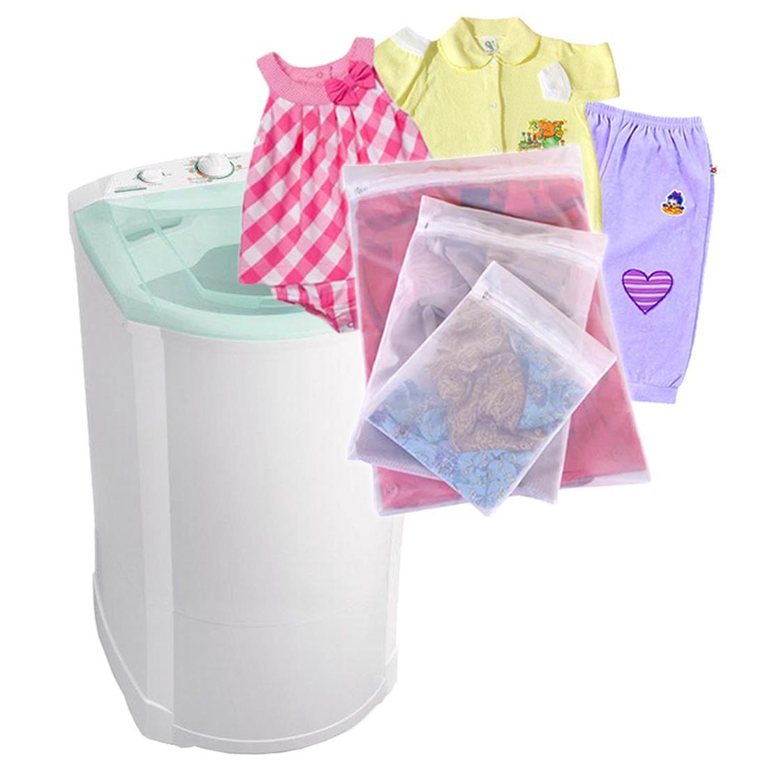 Seja na mão ou na máquina, o importante é saber como lavar as roupas corretamente