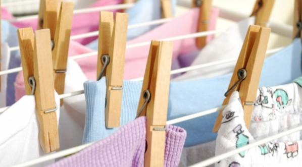 Antes mesmo do bebê nascer todas as roupas devem estar lavadas e armazenadas corretamente