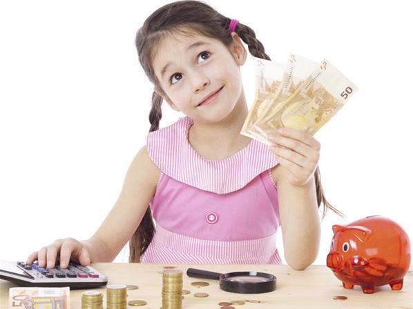 O dinheiro pode ser dado em semanadas, quinzenadas ou mesadas