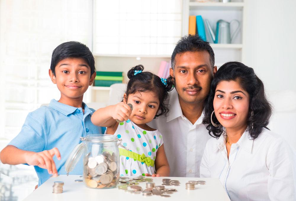 A criança precisa saber o que é, para que serve e a importância do dinheiro