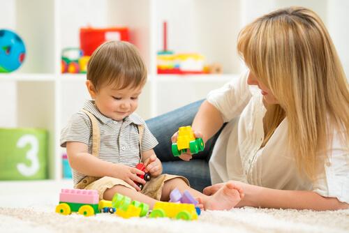 É importante estar atento às reações do seu filho durante a brincadeira