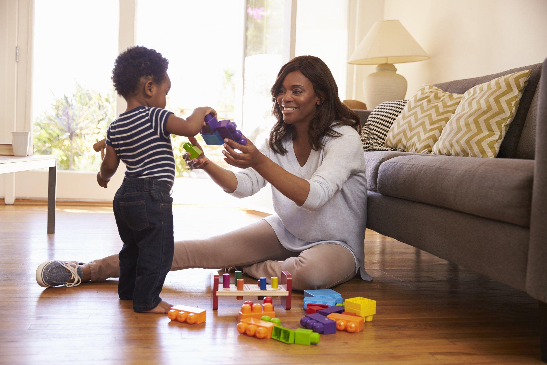 Os estímulos durante a brincadeira são importantes para o desenvolvimento e aprendizado