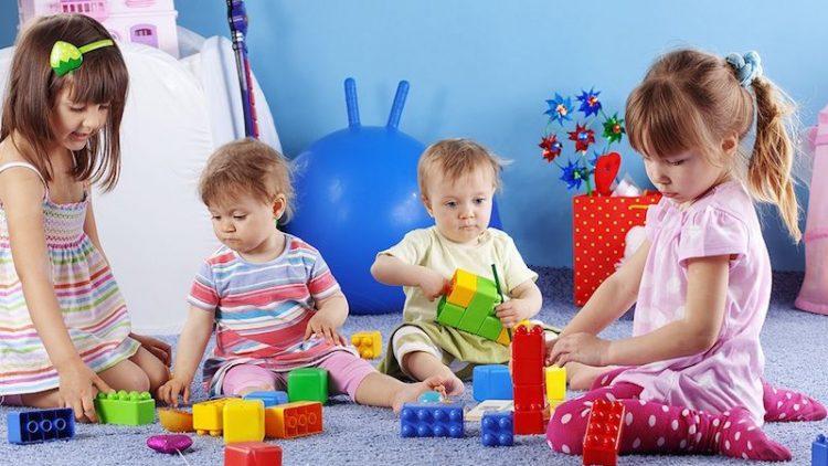 Brincar é uma etapa natural do desenvolvimento infantil